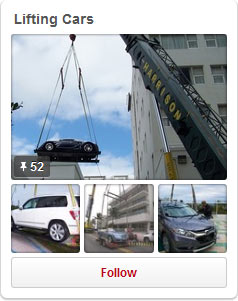 Lifting Cars